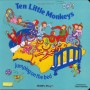 Ten-Little-Monkeys-Jumping-on-the-Bed-Classic-Books-With-Holes-0