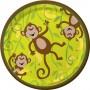 Creative-Converting-Monkeyin-Around-Round-Dessert-Plates-8-Count-0