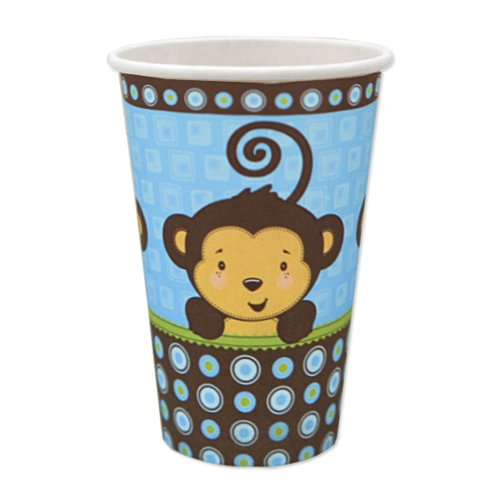 Monkey-Boy-Cups-8-count-0