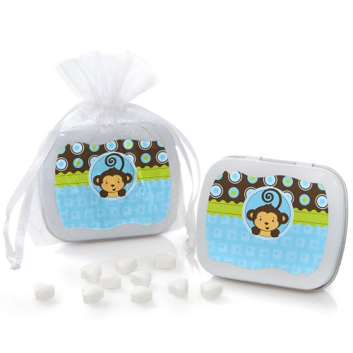 Monkey-Boy-Mint-Tin-Party-Favors-set-of-12-0