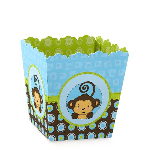 Monkey-Boy-Party-Favor-Candy-Boxes-set-of-12-0