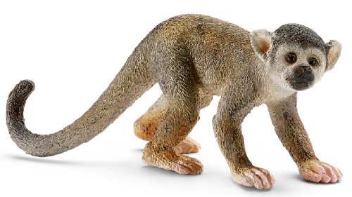 Schleich-Squirrel-Monkey-Toy-Figure-0